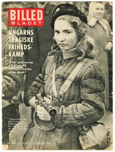 Journalists as Witnesses at Hungarian Revolution